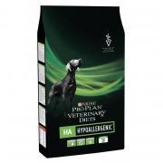 Pro Plan Veterinary Diets HA Hypoallergenic сухой корм для щенков и взрослых собак всех пород при аллергических реакциях (целый мешок 3 кг)