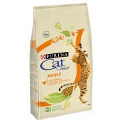 Cat Chow корм для взрослых кошек с высоким содержанием домашней птицы (целый мешок 15 кг)