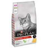 Pro Plan Original Adult сухой корм для кошек с курицей (целый мешок 10 кг)
