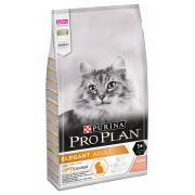 Pro Plan Elegant сухой корм для кошек с чувствительной кожей с лососем (целый мешок 10 кг)