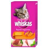 Whiskas аппетитное ассорти с нежным паштетом, курицей, уткой и индейкой
