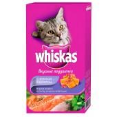 Whiskas аппетитное ассорти с нежным паштетом, лососем, тунцом и креветками