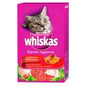 Whiskas аппетитное ассорти с нежным паштетом, говядиной, ягненком и кроликом