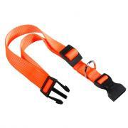 Ferplast Club C15/44 нейлоновый ошейник для собак, 15 х 44 см, оранжевый