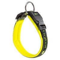 Ferplast Sport Dog Yellow C25/65 ошейник для собак на подкладке