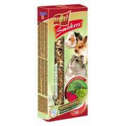 Smakers (колосок) с овощами для грызунов и кролика 2 шт.