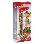 Smakers (колосок) с лесными ягодами для грызунов и кролика 2 шт.