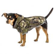 Ferplast Куртка ANORAK CAMMIE  (хаки) TG.28 см