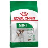 Royal Canin Mini Adult сухой корм для взрослых собак мелких пород (целый мешок 8 кг)