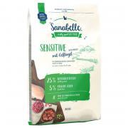 Bosch Sanabelle Sensitive сухой корм для взрослых кошек с чувствительным пищеварением со вкусом птицы (целый мешок 10 кг)