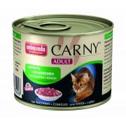 Carny Adult консервы с индейкой и кроликом