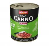 Gran Carno Junior с курицей и говядиной для щенков