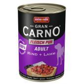 Gran Carno Adult с говядиной и ягненком