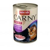 Carny Adult консервы с говядиной и ягненком