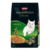 Vom Feinsten Deluxe Adult сухой корм для взрослых кошек с домашней птицей (целый мешок 10 кг)