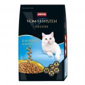 Vom Feinsten Deluxe Castrated Cats сухой корм для кастрированных котов и стерилизованных кошек (целый мешок 10 кг)