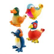 Ferplast PA 5541 игрушка-птица из латекса для собак, 8 см