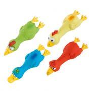Ferplast игрушка птица для собак из латекса, 18 см, 1 шт
