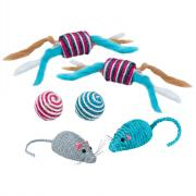 Ferplast игрушка-погремушка для кошек, 1 шт