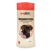 Доктор Zoo шампунь для собак с березовым дегтем 250 мл