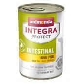 Animonda Integra Protect Dog Intestinal для взрослых собак при нарушениях пищеварения с курицей, 400 г