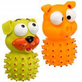 Ferplast PA 6556 игрушка с пищалкой для собак, 8 x 8,6 x 13,6 см