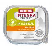 Animonda İntegra Protect İntestinal влажный корм для кошек с проблемами в пищеварении с индейкой