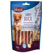 Trixie Crispy Duck лакомство из утиного филе для собак, 100 г
