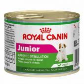 Royal Canin Junior консервы для щенков в возрасте до 10 месяцев, 195 г