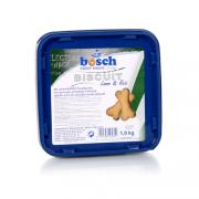 Bosch Biscuit - лакомство для собак бисквит c ягненком и рисом, 1 кг