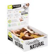 Ferplast GoodBite жевательная игрушка для собак из натуральных компонентов с запахом ветчины,размер S, 10 см, 1 шт.