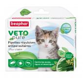 Beaphar Bio Spot On капли от блох, клещей и комаров для котят 1 пипетка