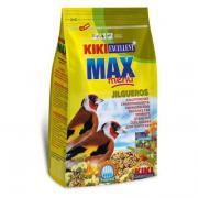 Kiki Max Menu зерновой витаминизированный корм для экзотических птиц, 500 г