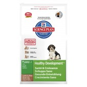 Hill's Science Plan Puppy Healthy Development Medium Lamb & Rice для щенков с 4 недель до 1 года с ягненком и рисом 9264M (на развес)
