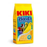 Kiki Birds полнорационный зерновой корм для всех видов птиц, 500 гр