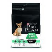 PRO PLAN SMALL & MINI ADULT SENSITIVE DIGESTION  для взрослых собак мелких и карликовых пород с чувствительным пищеварением с ягненком и рисом (целый мешок 7 кг)