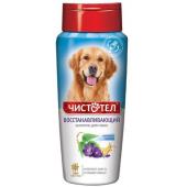 Чистотел восстанавливающий шампунь для собак с крапивой и лавандой , 270 мл