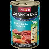 Gran Carno Adult для взрослых собак с говядиной, лососем и шпинатом