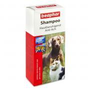Beaphar Anti-Itch натуральный шампунь против кожного зуда для кошек и собак, 200 мл