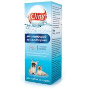 Cliny очищающий лосьон для ушей для кошек и собак 50 мл