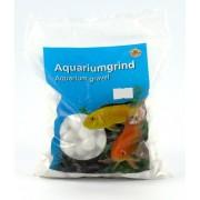 Грунт для аквариума Carrara Rond 1 кг, фр 16-25 мм