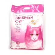 Сибирская кошка силикагелевый наполнитель для привередливых кошек 16 л