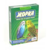 Жорка полнорационный корм для волнистых попугаев