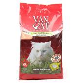 Van Cat натуральный комкующийся наполнитель 10 кг