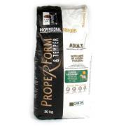 Proper Form & Temper Lupoidi Mesomorfi для взрослых собак средних и крупных пород с курицей и рисом (целый мешок 20 кг)
