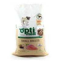 Optimeal полнорационный сухой корм для взрослых собак мелких пород (на развес)