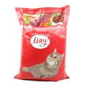 Мяу сухой корм для взрослых кошек с цыпленком и рисом (на развес)