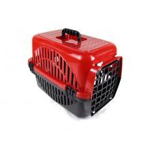 Переноска для кошек и мелких собак 46×28×33 см