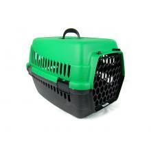 Переноска для кошек и мелких собак 37×24×30 см