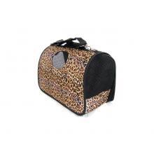 Сумка-переноска для кошек и мелких собак 40×40×37 см
